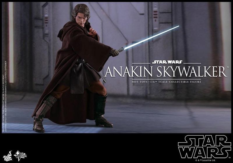 [Hot Toys]- Star Wars EP III - Anakin Skywalker 1/6 21191810