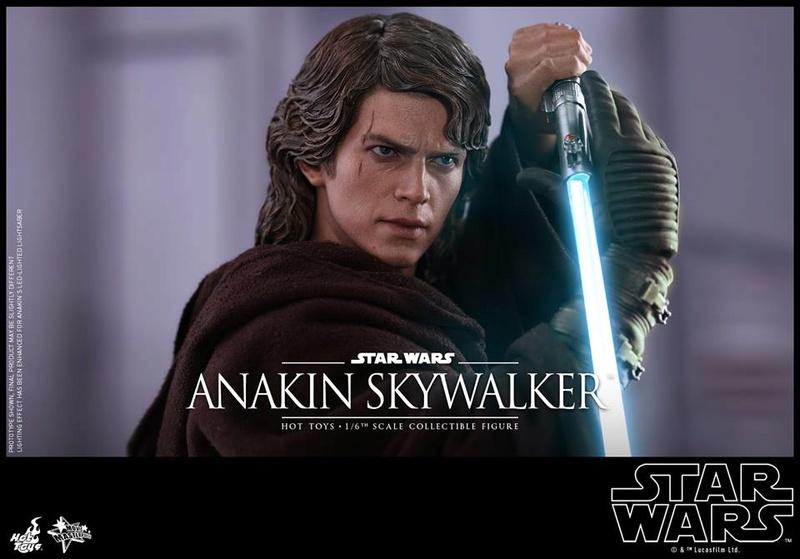 [Hot Toys]- Star Wars EP III - Anakin Skywalker 1/6 21192410
