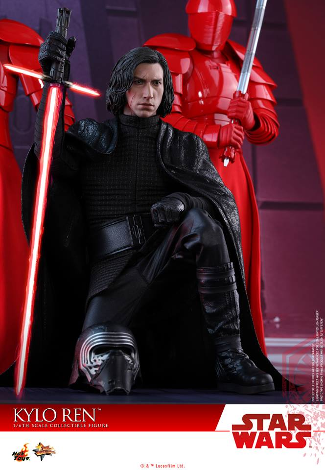 [Hot Toys]- Star Wars EP VIII- Kylo Ren  21314410