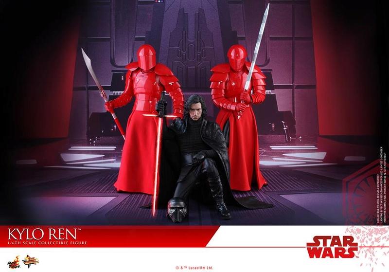 [Hot Toys]- Star Wars EP VIII- Kylo Ren  21317411