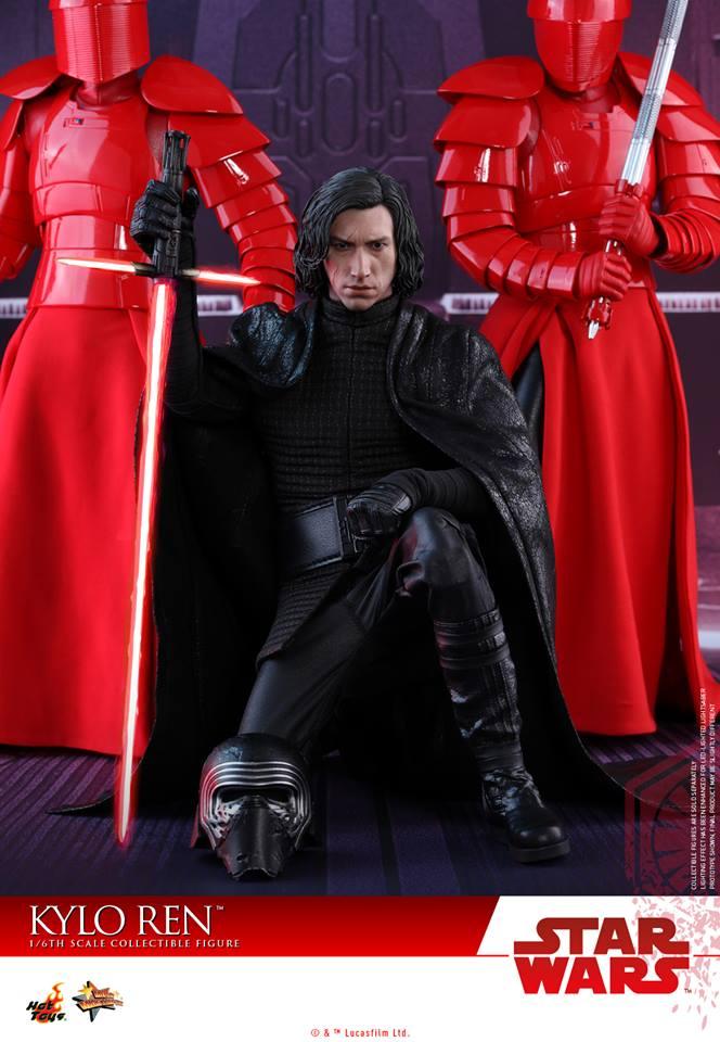 [Hot Toys]- Star Wars EP VIII- Kylo Ren  21317610