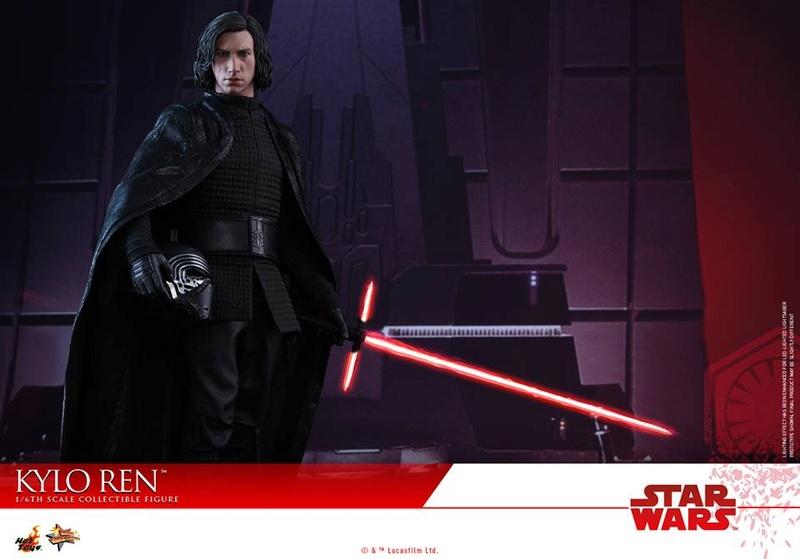 [Hot Toys]- Star Wars EP VIII- Kylo Ren  21317910
