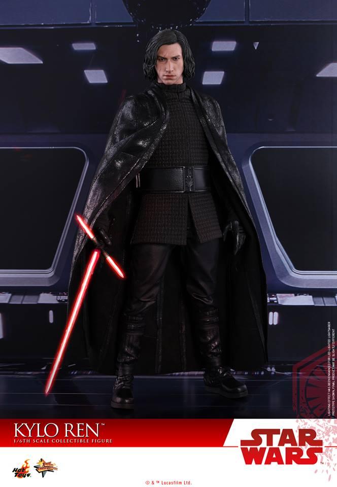 [Hot Toys]- Star Wars EP VIII- Kylo Ren  21430110