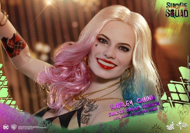 [Hot Toys] Suicide Squad -Harley Quinn (Dancer Dress Version). 21462410