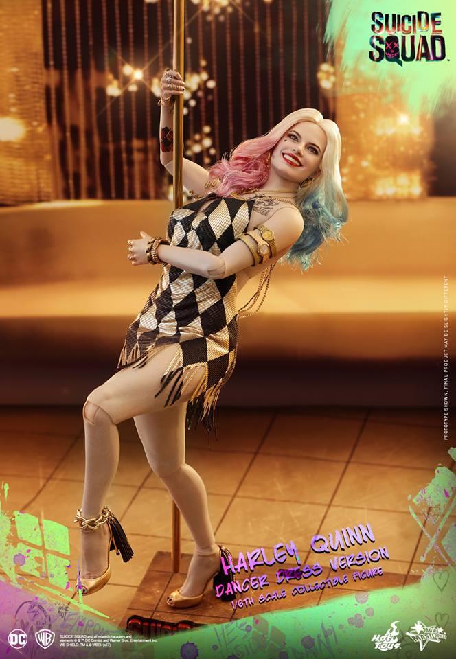 [Hot Toys] Suicide Squad -Harley Quinn (Dancer Dress Version). 21728110