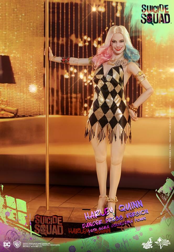 [Hot Toys] Suicide Squad -Harley Quinn (Dancer Dress Version). 21728111