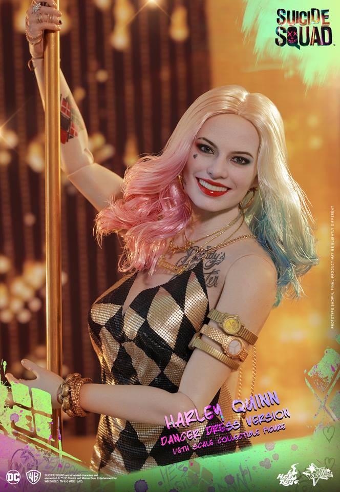 [Hot Toys] Suicide Squad -Harley Quinn (Dancer Dress Version). 21728310