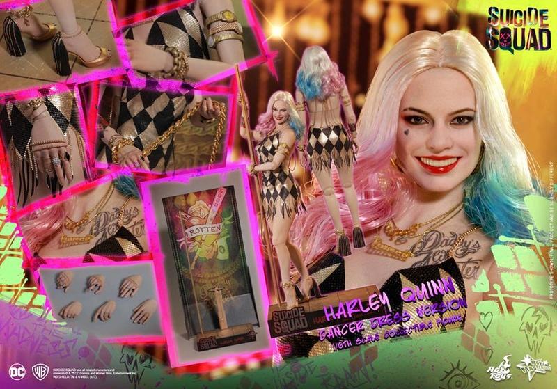 [Hot Toys] Suicide Squad -Harley Quinn (Dancer Dress Version). 21728311