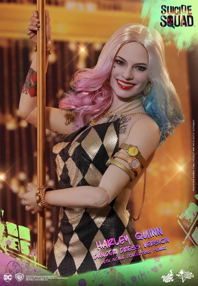 [Hot Toys] Suicide Squad -Harley Quinn (Dancer Dress Version). 21728510