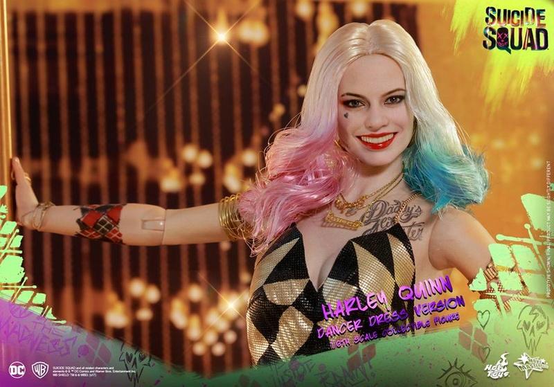 [Hot Toys] Suicide Squad -Harley Quinn (Dancer Dress Version). 21730710