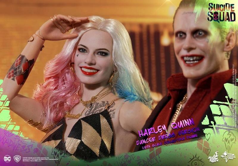 [Hot Toys] Suicide Squad -Harley Quinn (Dancer Dress Version). 21730910