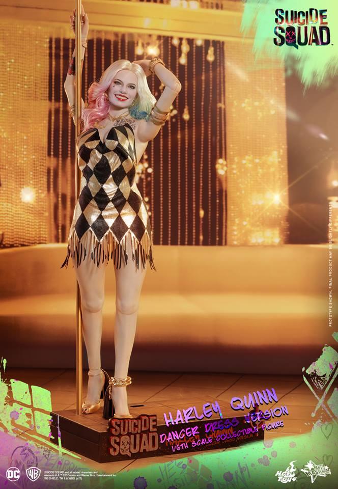 [Hot Toys] Suicide Squad -Harley Quinn (Dancer Dress Version). 21739910