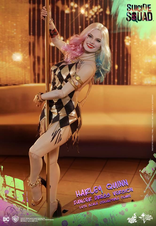 [Hot Toys] Suicide Squad -Harley Quinn (Dancer Dress Version). 21740110