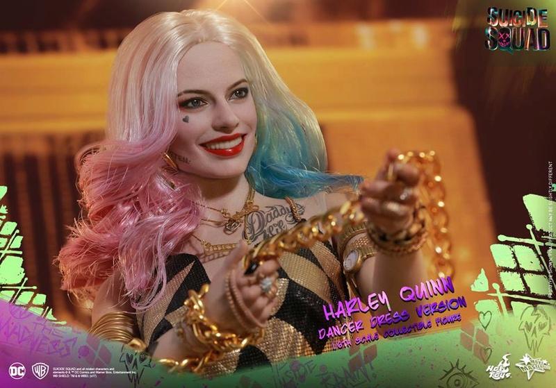 [Hot Toys] Suicide Squad -Harley Quinn (Dancer Dress Version). 21740510