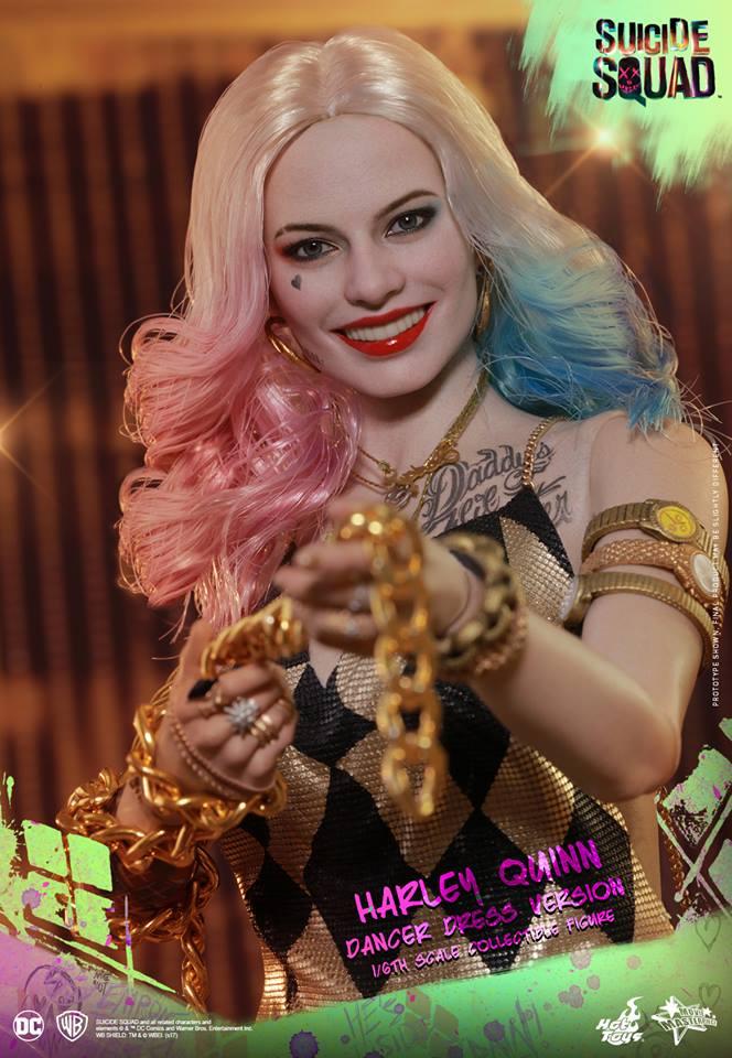 [Hot Toys] Suicide Squad -Harley Quinn (Dancer Dress Version). 21751410