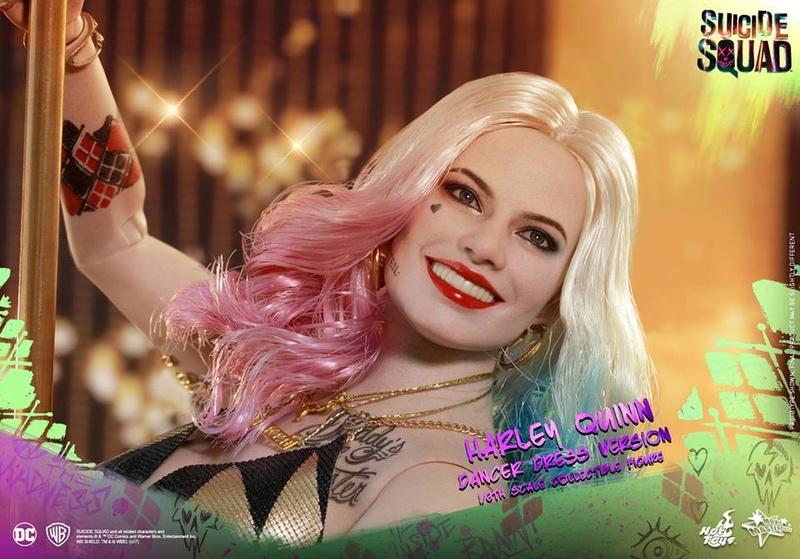 [Hot Toys] Suicide Squad -Harley Quinn (Dancer Dress Version). 21752010