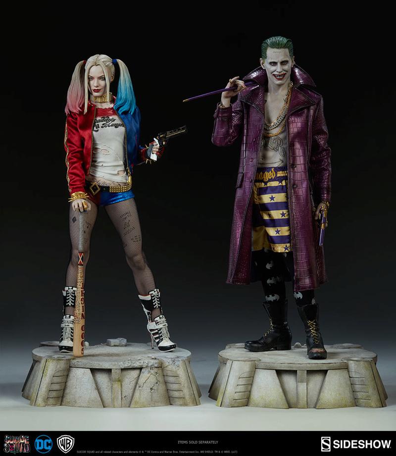 """[Sideshow] Suicide Squad   Joker """"Premium Format"""" Dc-co103"""
