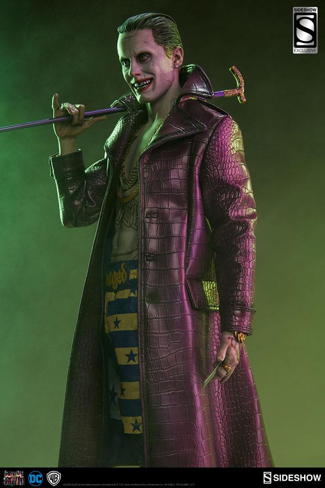 """[Sideshow] Suicide Squad   Joker """"Premium Format"""" Dc-co105"""