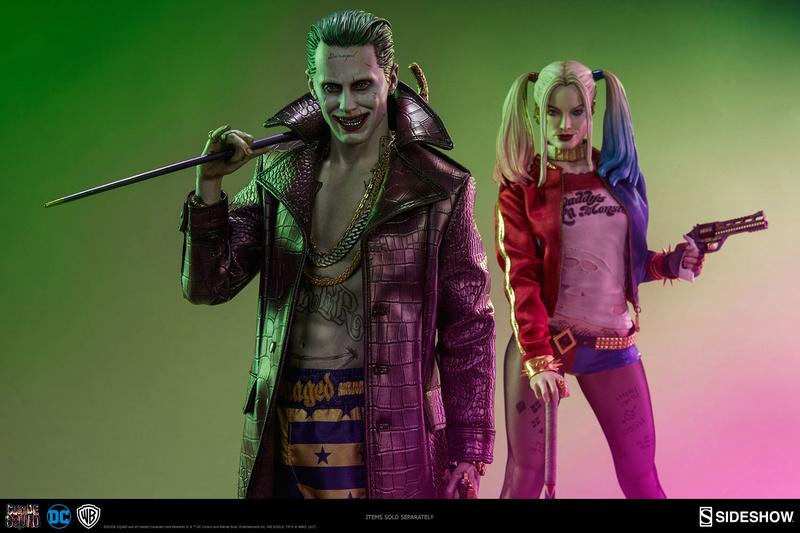 """[Sideshow] Suicide Squad   Joker """"Premium Format"""" Dc-co106"""