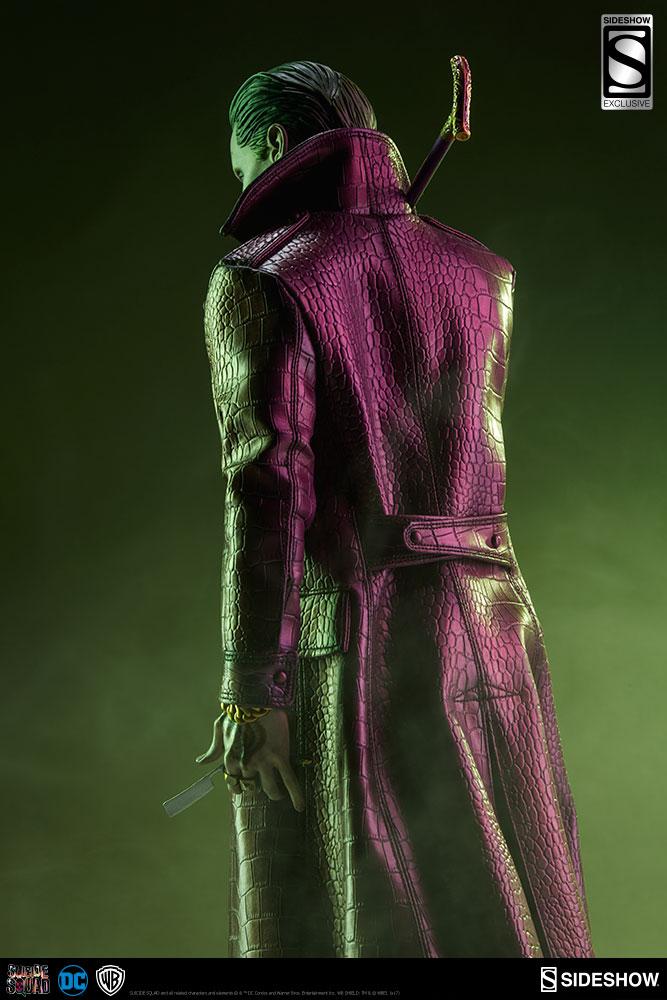 """[Sideshow] Suicide Squad   Joker """"Premium Format"""" Dc-co108"""