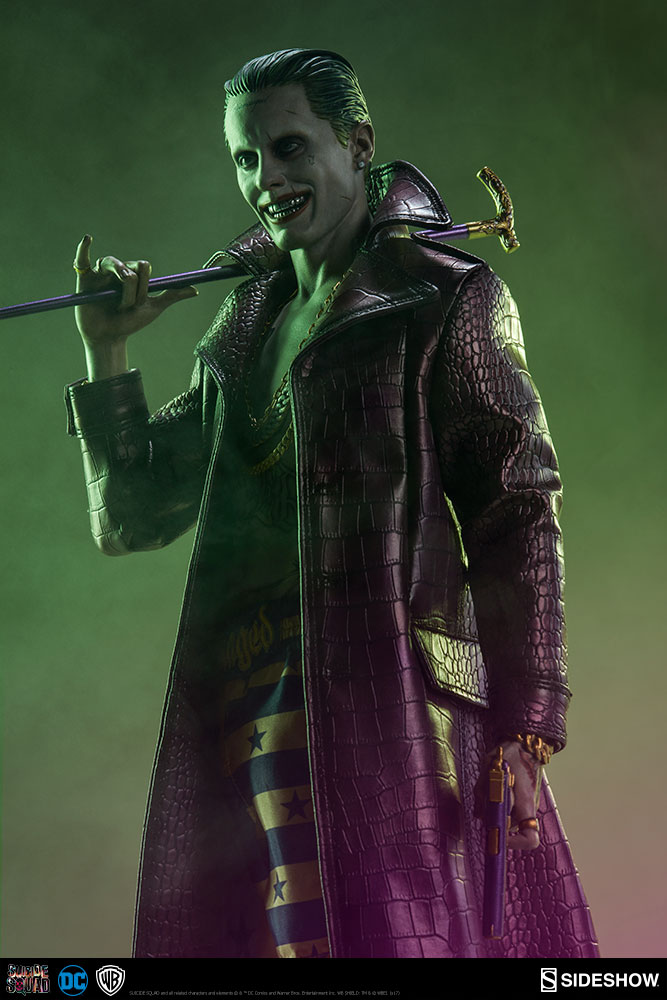 "[Sideshow] Suicide Squad | Joker ""Premium Format"" Dc-com78"