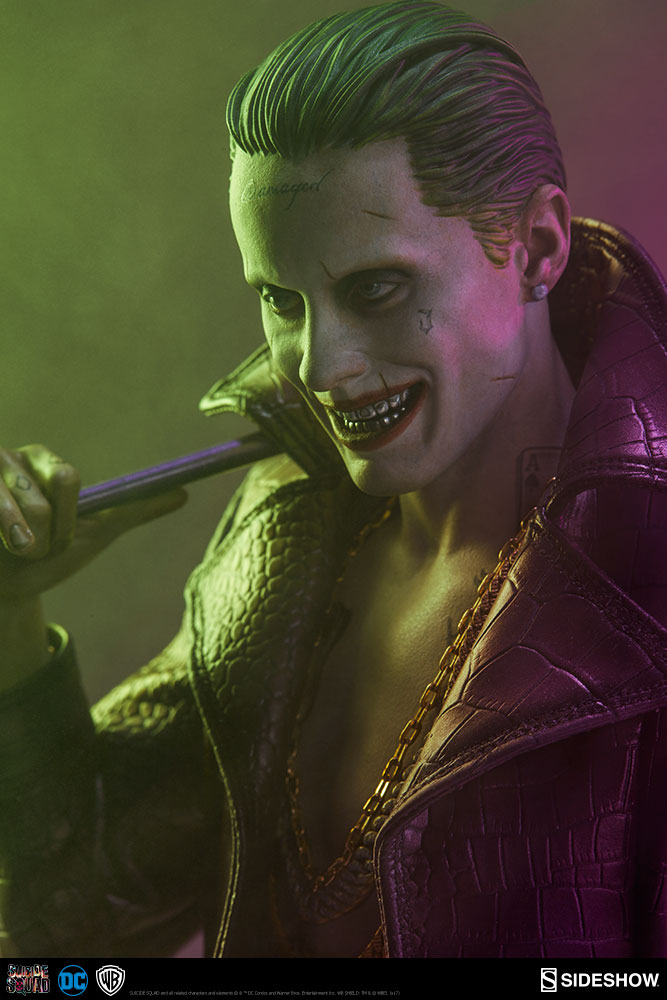"[Sideshow] Suicide Squad | Joker ""Premium Format"" Dc-com79"