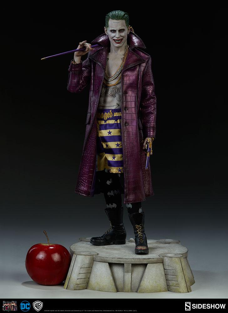 "[Sideshow] Suicide Squad | Joker ""Premium Format"" Dc-com83"