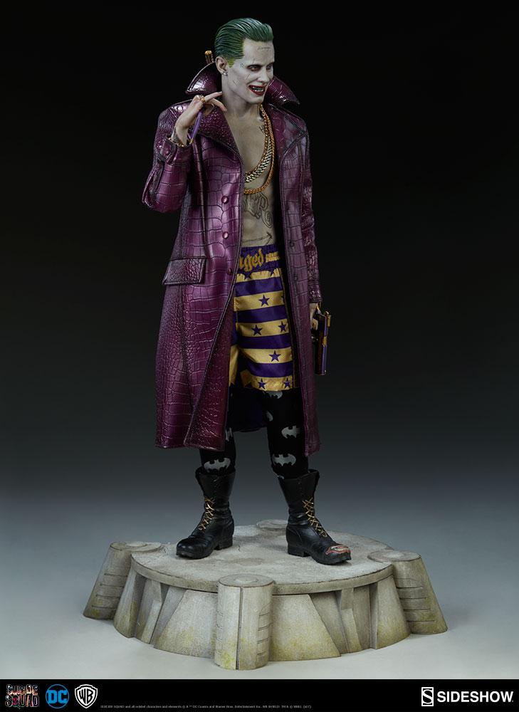 "[Sideshow] Suicide Squad | Joker ""Premium Format"" Dc-com85"