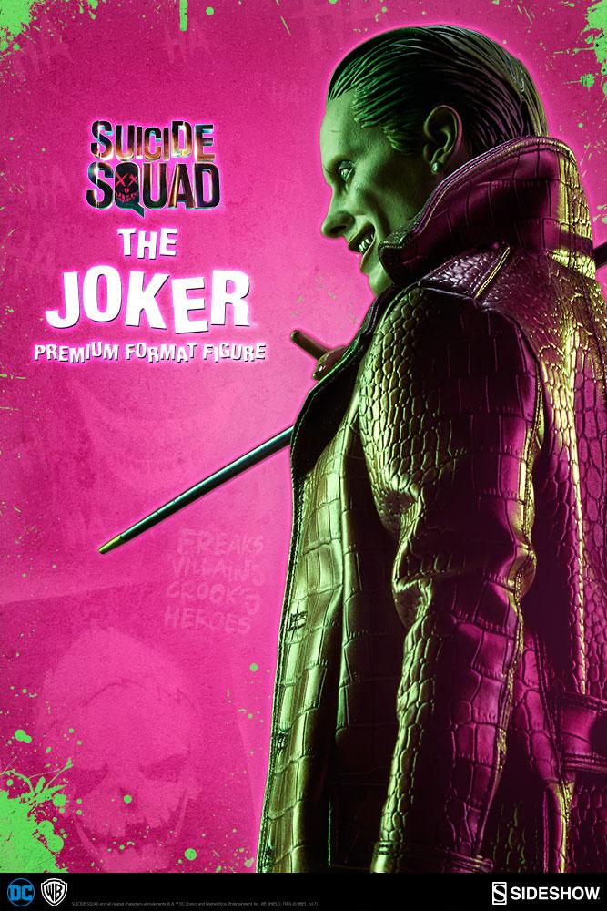 "[Sideshow] Suicide Squad | Joker ""Premium Format"" Dc-com90"