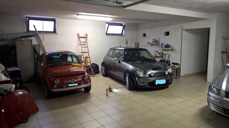 il mio garage per la mia passione Wp_20111