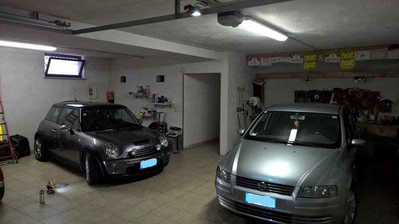 il mio garage per la mia passione Wp_20112