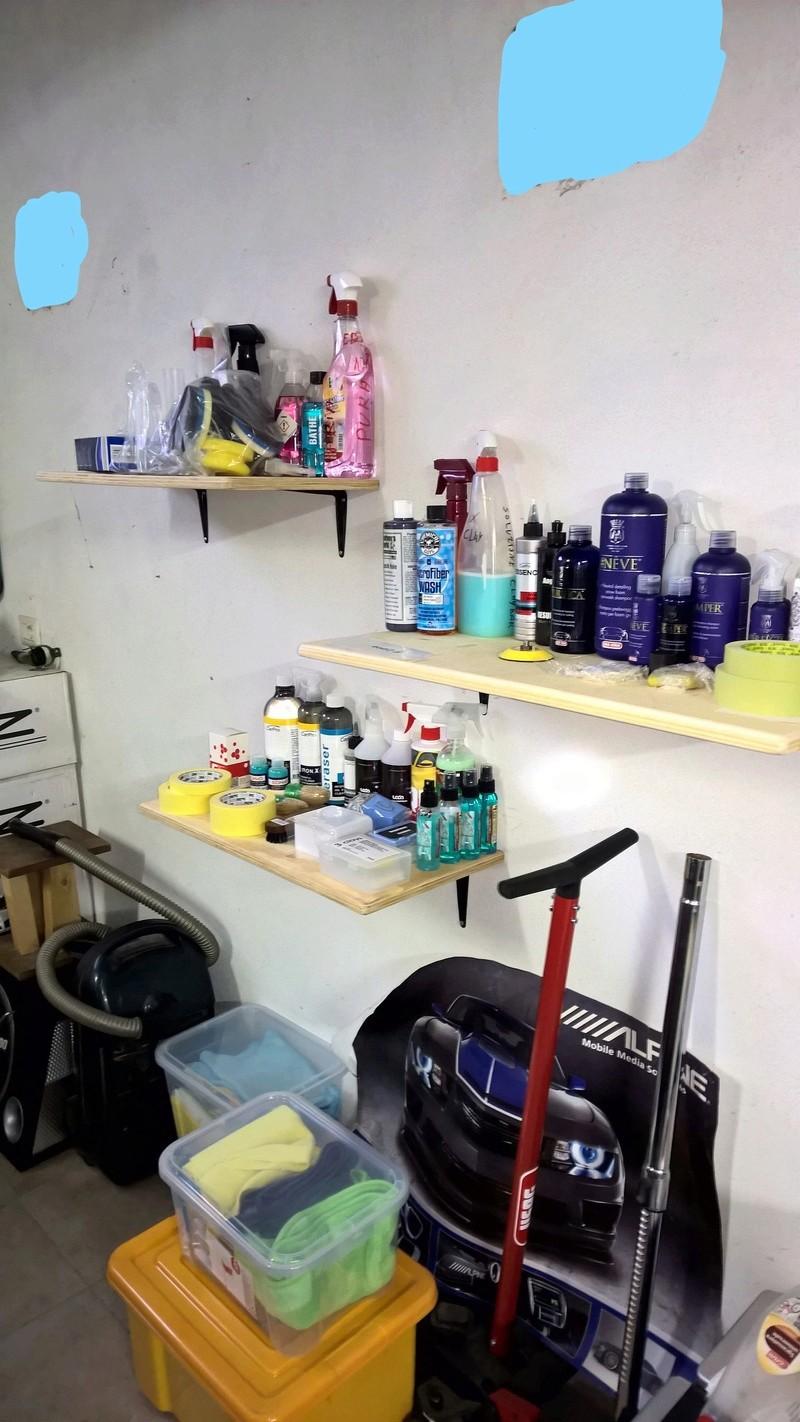 il mio garage per la mia passione Wp_20114