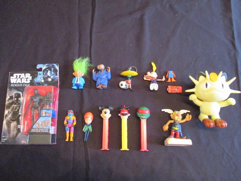 Trouvailles en Brocante, Bourse Aux jouets, Vide Greniers ... Figuri10