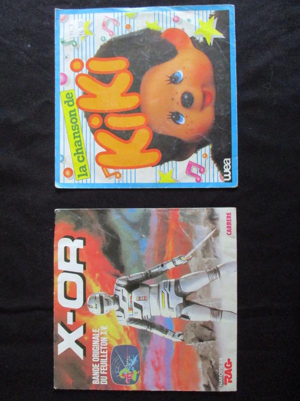Trouvailles en Brocante, Bourse Aux jouets, Vide Greniers ... Vinyle10