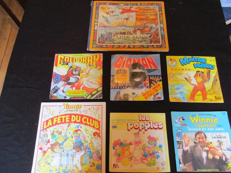 Trouvailles en Brocante, Bourse Aux jouets, Vide Greniers ... Vinyle11
