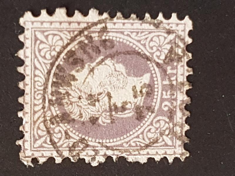 Freimarken-Ausgabe 1867 : Kopfbildnis Kaiser Franz Joseph I - Seite 17 Kaiser10