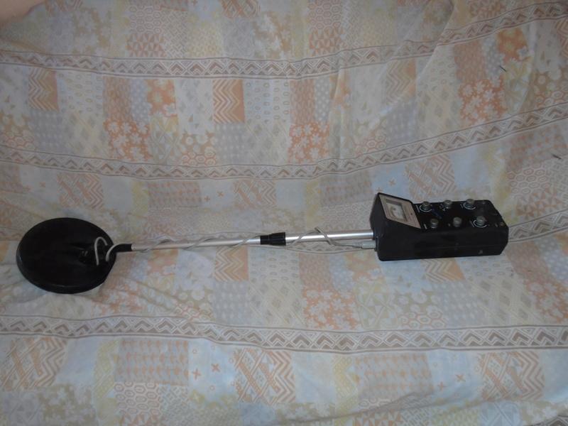 Detector Micronta 4003 Dsc07110
