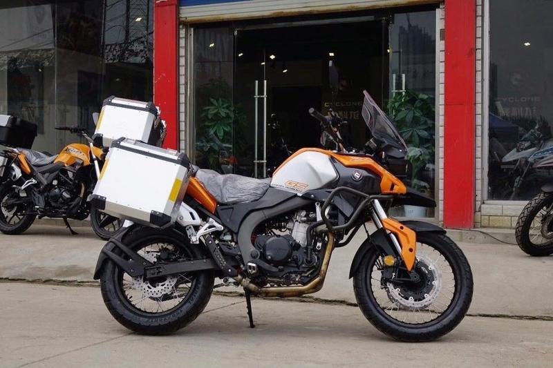 ZONGSHEN RX3 ZS250GY-3 технические характеристики и фото - Страница 4 310