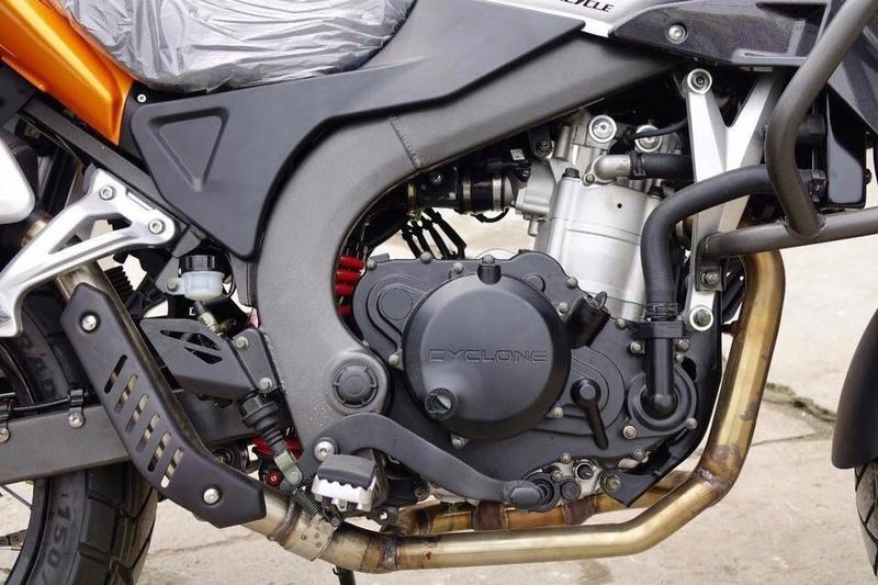 ZONGSHEN RX3 ZS250GY-3 технические характеристики и фото - Страница 4 510