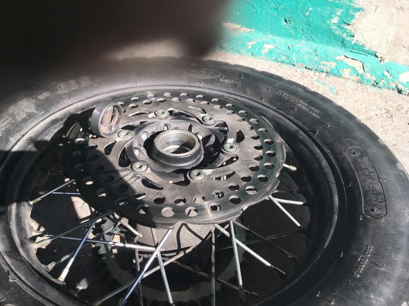 Заміна підшиника заднього колеса RX3 Moto_210