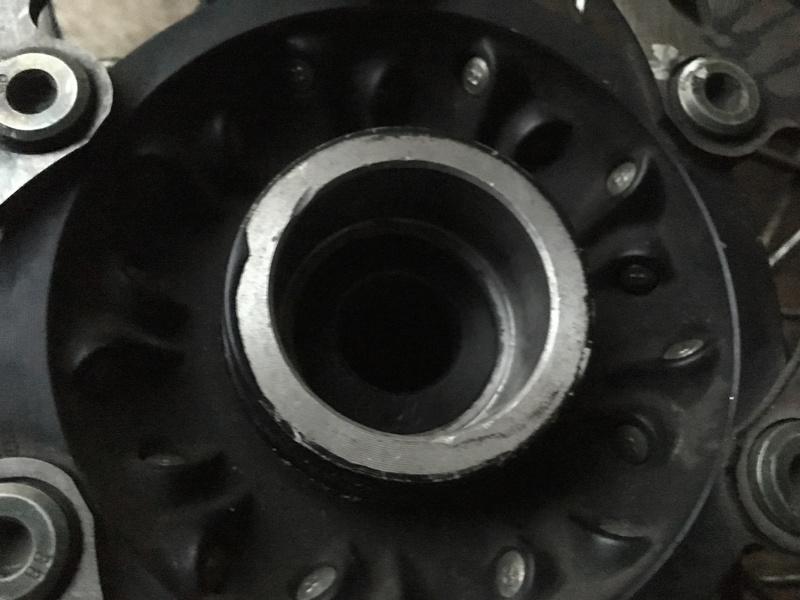 Заміна підшиника заднього колеса RX3 Moto_510