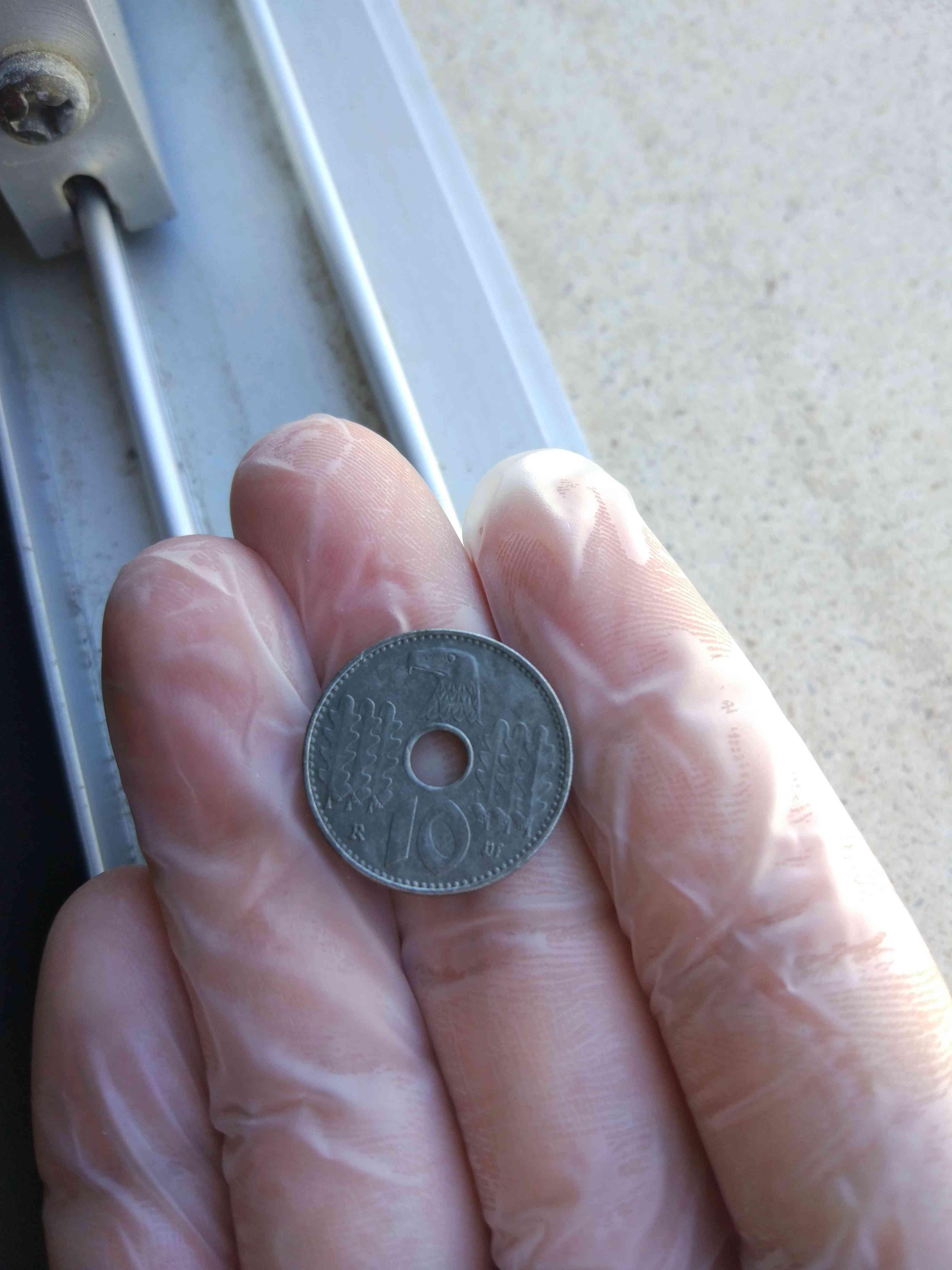 Opinad sobre la autenticidad de esta moneda del III Reich 110
