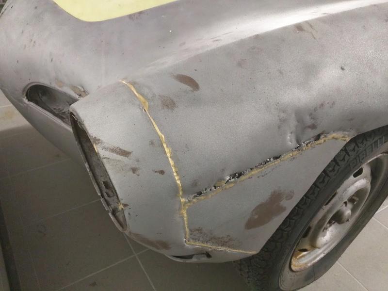 Karmann Cabrio 1970 qui a dormi 20 ans - Belgique Img_2014