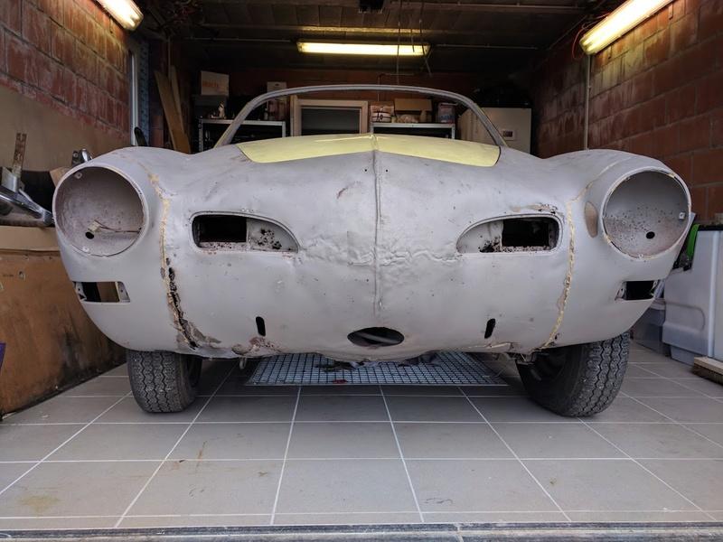 Karmann Cabrio 1970 qui a dormi 20 ans - Belgique Img_2015