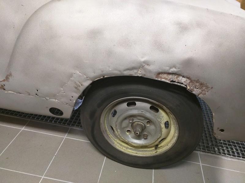 Karmann Cabrio 1970 qui a dormi 20 ans - Belgique Img_2016