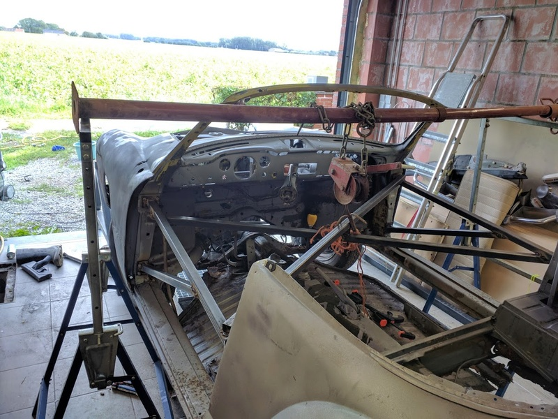 Karmann Cabrio 1970 qui a dormi 20 ans - Belgique Img_2018