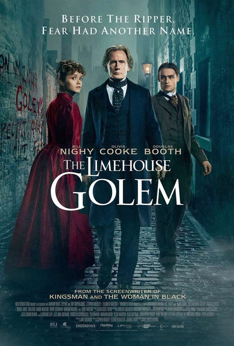 The Limehouse Golem (2016) Limeho10
