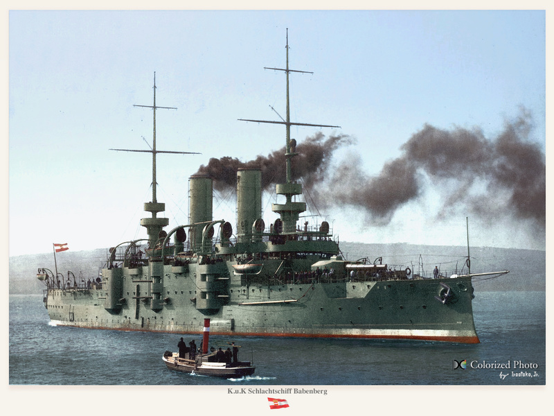 Colorized Historical Photos 27f8b410