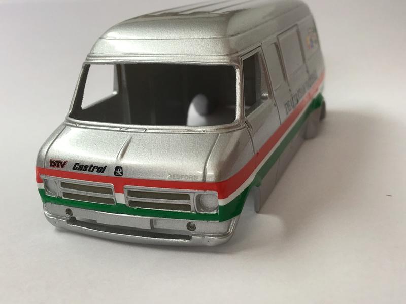 Bedford CF Rally Van Img_4411