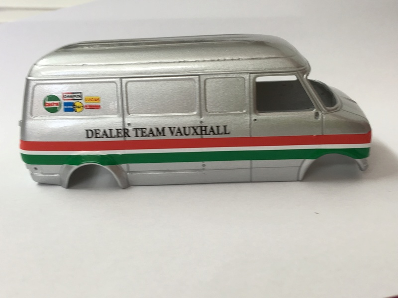 Bedford CF Rally Van Img_4413